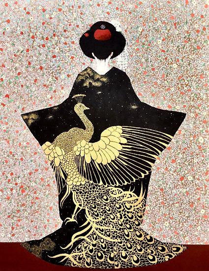 Peacock Kimo