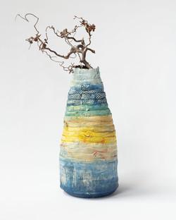 Flow Art Sculpture