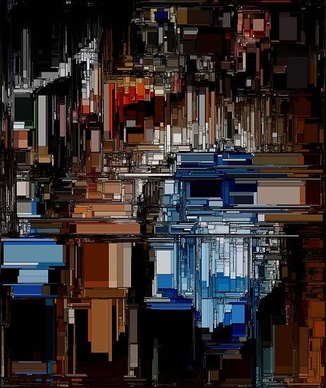 City Of Dusk 28 – City of Desks