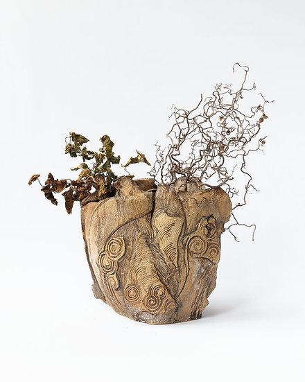 Organic Ceramic Sculpture 2020