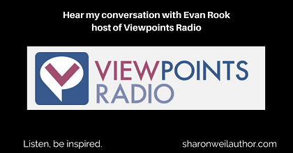 Sharon Weil Radio Interview with David McMillan on Strategies for Living Radio