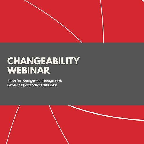 ChangeAbility Webinar