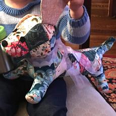 Juliette's Dog