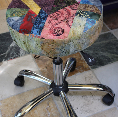 """Sewing stool - the """"Doctor"""" is IN"""