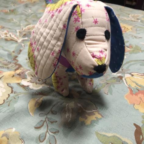Amelia's Dog