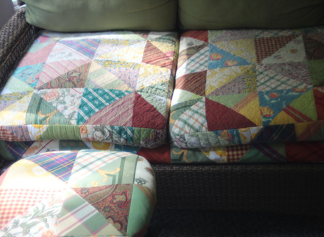 The Seat-cover Mystique, and other dusty monsters from under the bed...