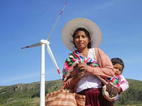 Renewable Energy, creating a bright future for South America