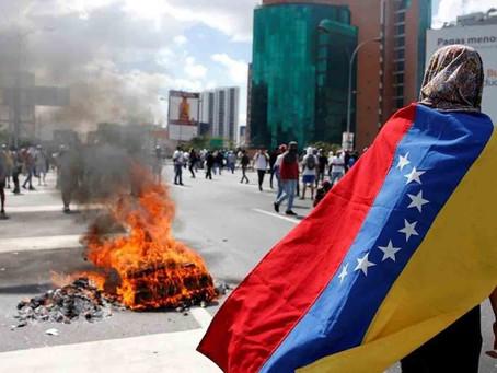 Venezuela, all eggs in one basket?