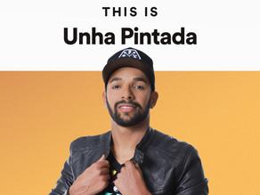 Tem Playlist no Spotify!