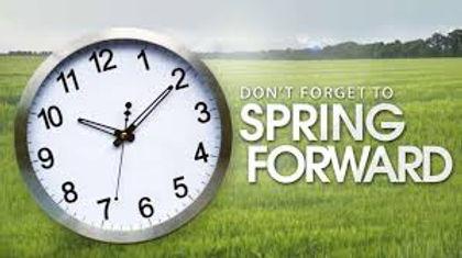 Daylight Savings Time - Spring Forward.j