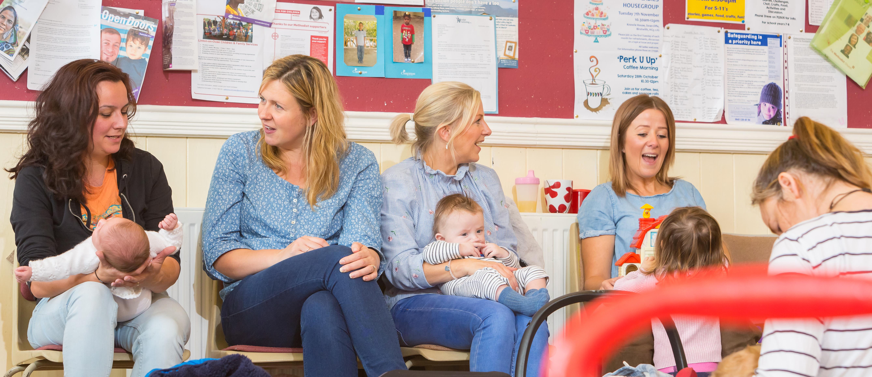 Summerbridge-Toddler-Group