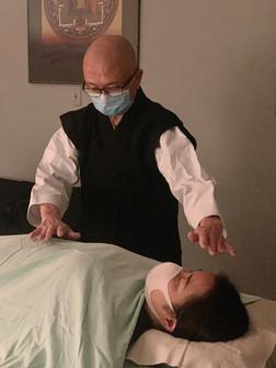 Qi Gong Healing Session
