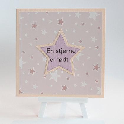 En stjerne er født