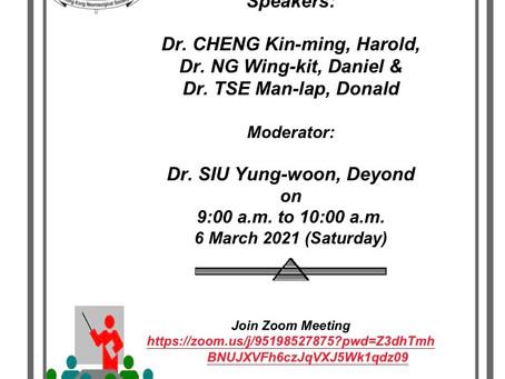 Neuro-radiology meeting 03/2021