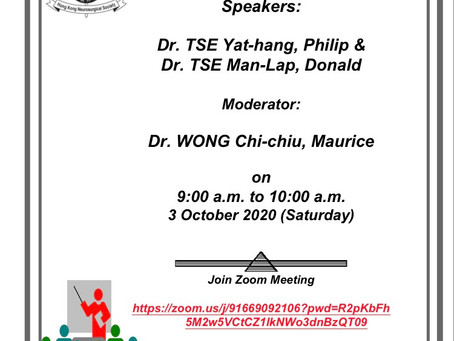 Neuro-radiology meeting 10/2020