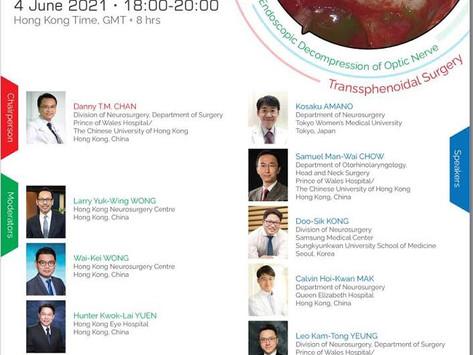 Endoscopic – Brain · Eye · Nose – Hong Kong
