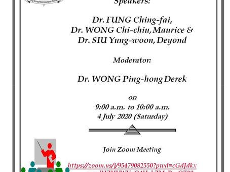 Neuro-Radiology Meeting (7/2020)