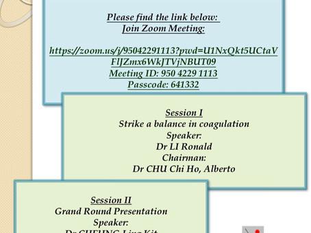 Monthly Academic Meeting 9/2020