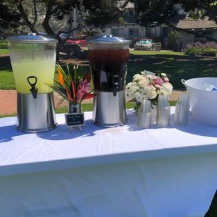 Lemonade & Iced Tea Station
