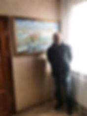 Кенигсберг, картины кенигсберг, художник калининград, живопись калининград, картины на заказ калининград, виды кенигсберга, картина калининград, калининград, интерьер калининград, дизайн интерьера калининград, художник калининградЩеглов, Гаврил Щеглов