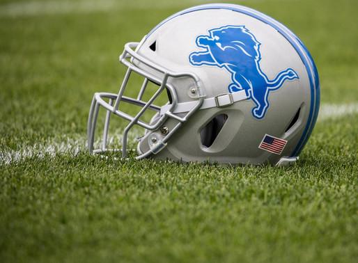 Lions sign 1st-round pick Okudah, Swift, Cephus, Huntley