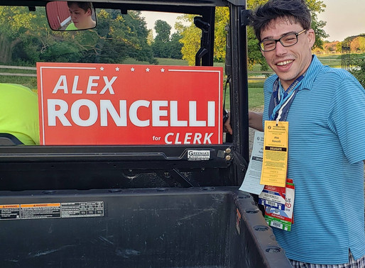 Bruce Township Clerk Candidate Denies Allegations