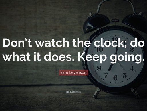 He Who Watches the Clock