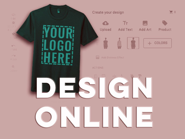 ALREADY HAVE A LOGO OR DESIGN? SHOW US!