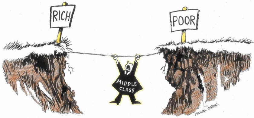 What is Middle Class, Anyway?