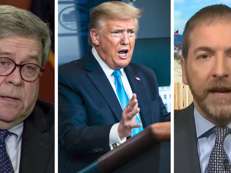 NBC admits Chuck Todd's 'Meet the Press' deceptively edited Barr remarks on Flynn