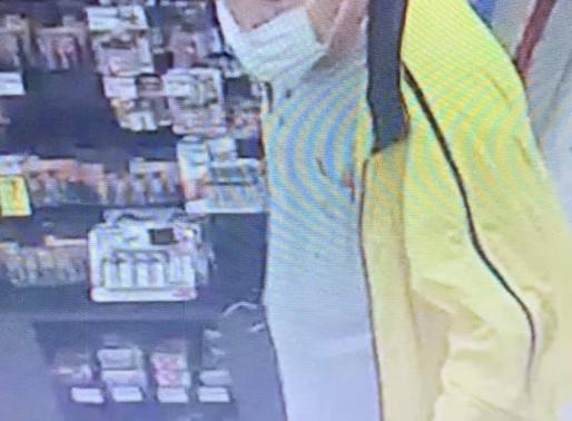 Romeo Hardware Store Seeks Thief
