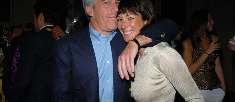 Ghislaine Maxwell Has Been Arrested For Helping Epstein's Sex Trafficking Ring