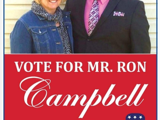 Experienced Public Servant Ron Campbell seeks Trustee Seat in Shelby