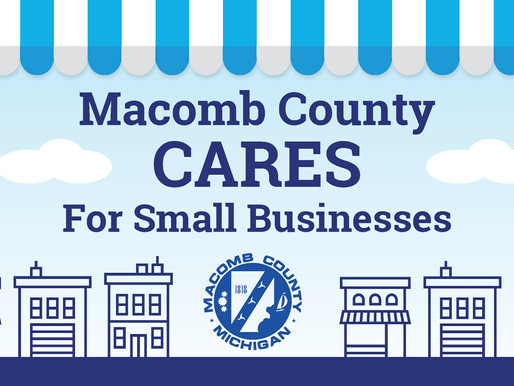 Macomb County Awards Small Business Sustainability Grants