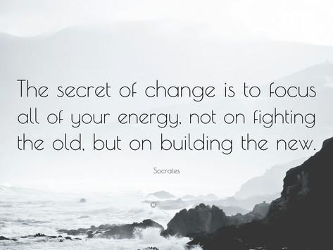 The Secret of Change