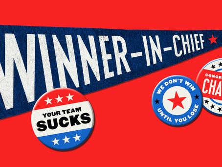 Politics: America's New Favorite Sport