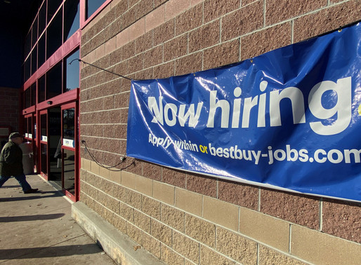 US Hiring Outlook for Second Half of 2020 Muted