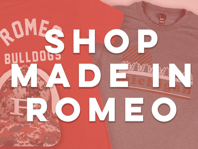 Shop local hand-made apparel - great for a gift, or for yourself!