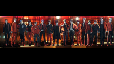 THE RAMPAGE from EXILE TRIBE『CALL OF JUSTICE』MV