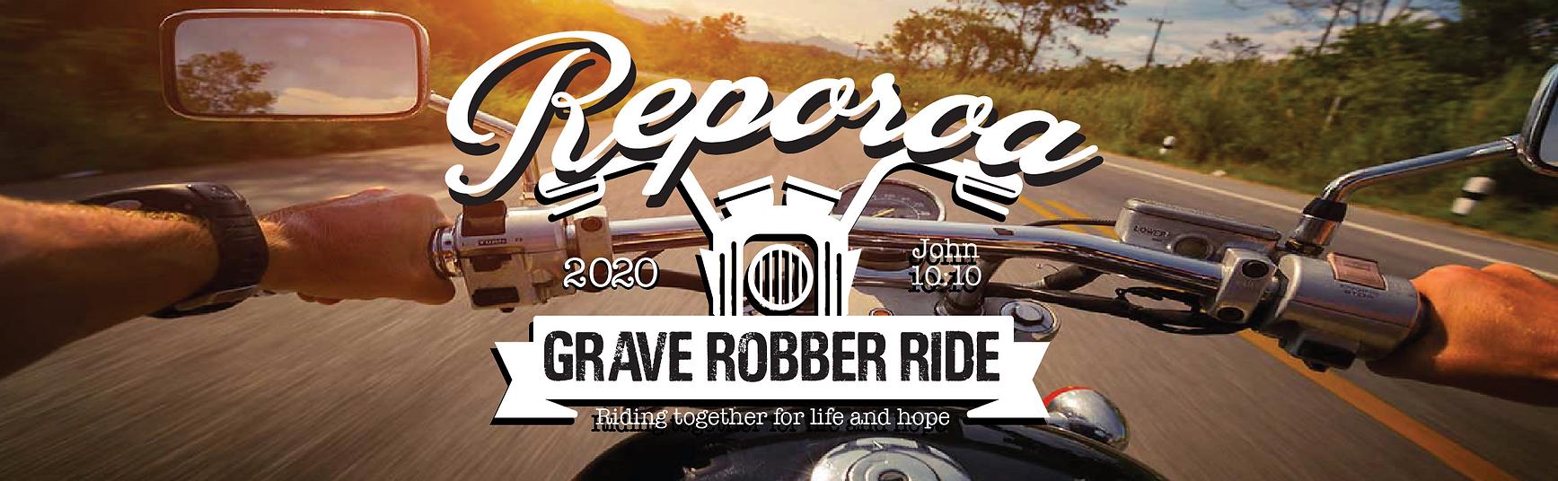 Reporoa Grave robber 2020 facebook banne