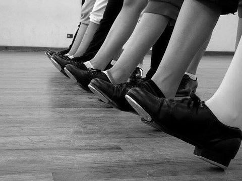 Girl Dancing Shoes