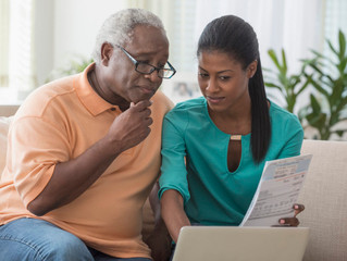 Helping Your Parents Manage Financial Tasks