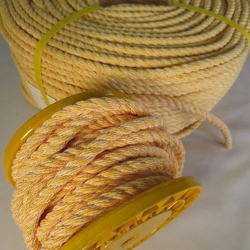 ハイクレロープ黄色  太さ 10mm