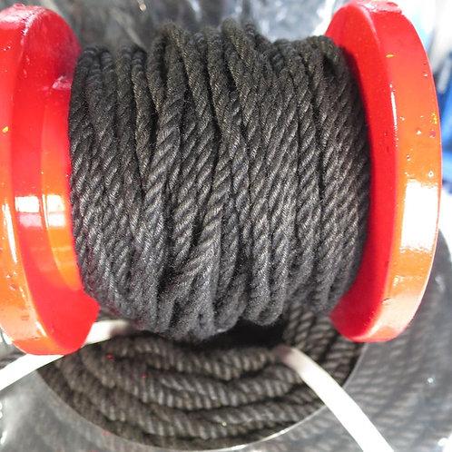 クレモナロープ 黒色 太さ 4mm