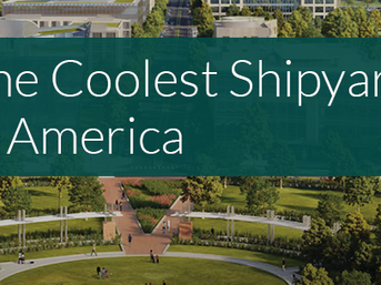 In the News: The Coolest Shipyard in America