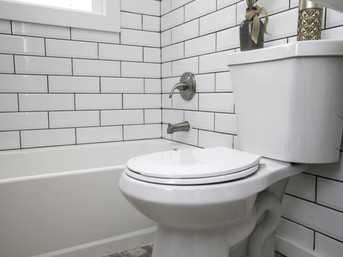 Essay: Thank our last pandemic for the subway tiles and pedestal sink in your bathroom