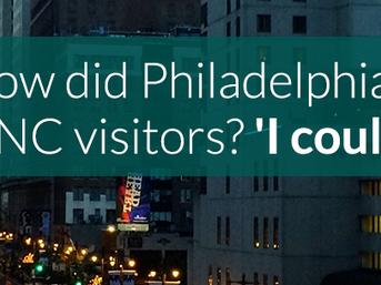 In the News: DNC highlights Philadelphia's vibrancy
