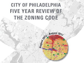 Philadelphia Releases Draft 5-Year Review of Zoning
