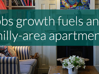In the News: Jobs growth fuels an already hot Philly-area apartment market