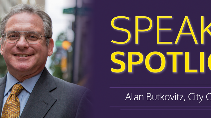 Speaker Spotlight: Butkovitz recommends staying the course to restore Philadelphia's pension system